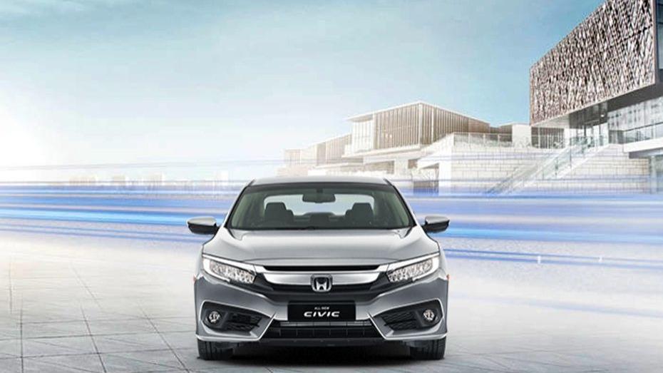 Honda Civic 2019 Exterior 023