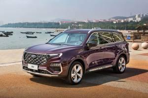 Ford Lingyu 2022 Lebih Mewah dari Pajero Sport tapi Seharga Kijang Innova