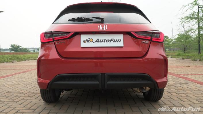 2021 Honda City Hatchback RS 1.5 CVT Exterior 005