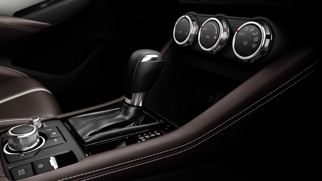2021 Mazda CX-3 Interior 007