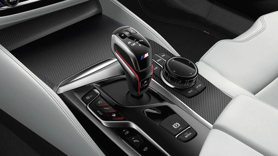 BMW M5 2019 Interior 008