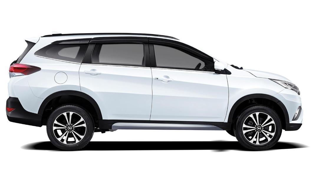 Daihatsu Terios 2019 Exterior 017