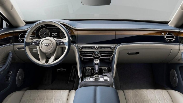 Bentley Flying Spur 2019 Interior 001