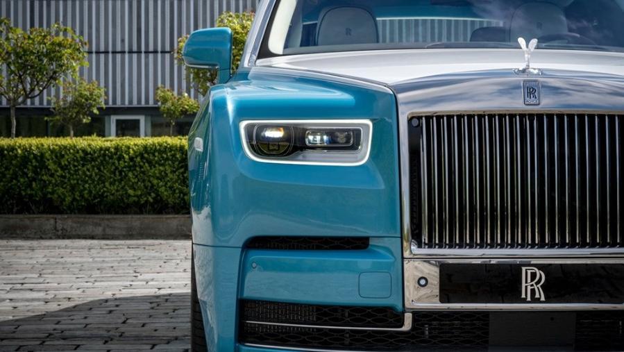 Rolls Royce Phantom 2019 Exterior 012