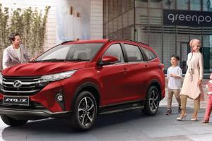 Kembaran Daihatsu Terios, Perodua Aruz 2021 Dapatkan Penyegaran Terbaru di Malaysia