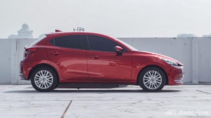 Mazda 2 GT AT Exterior 005