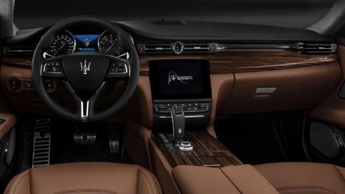 Maserati Quattroporte 2019 Interior 001