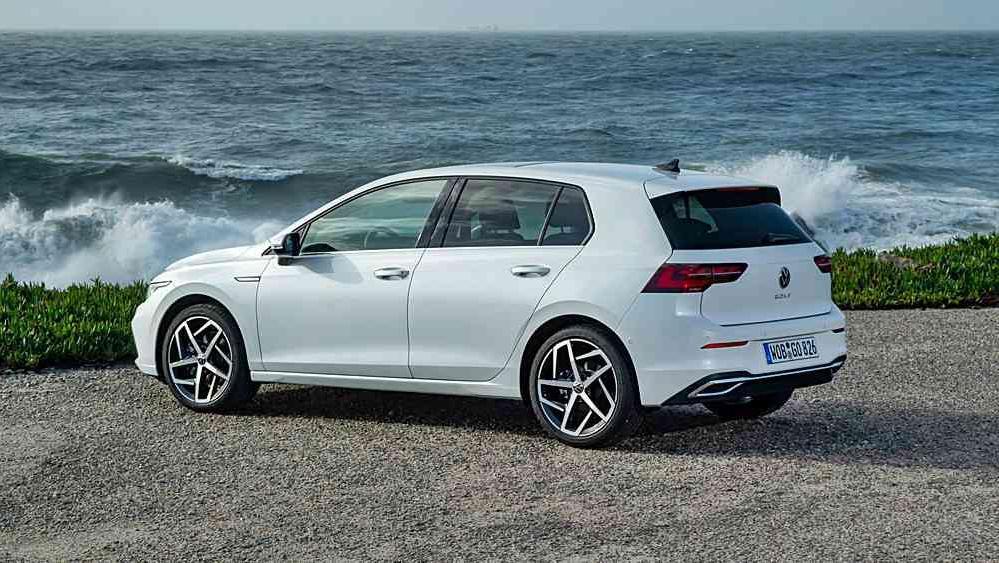 Volkswagen Golf 2019 Exterior 097