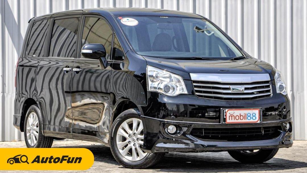 Cari Mobil Keluarga Rp 150 Juta, Toyota NAV1 Bekas Kini Seharga Toyota Calya 2021 01