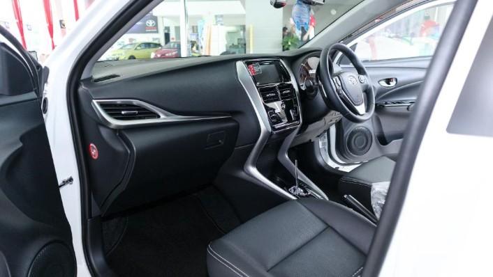 Toyota Vios 2019 Interior 003