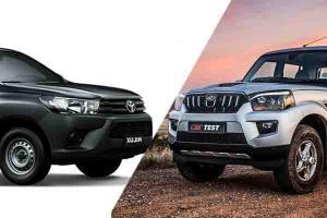 Lebih Murah Rp56,4 Juta, Fitur Mahindra Scorpio Lebih Lengkap dari Toyota Hilux di Segmen Single Cab
