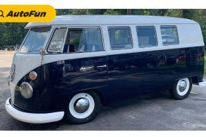 Hasil Restorasi Volkswagen Type II 1965 ini seharga 5 unit Toyota Avanza