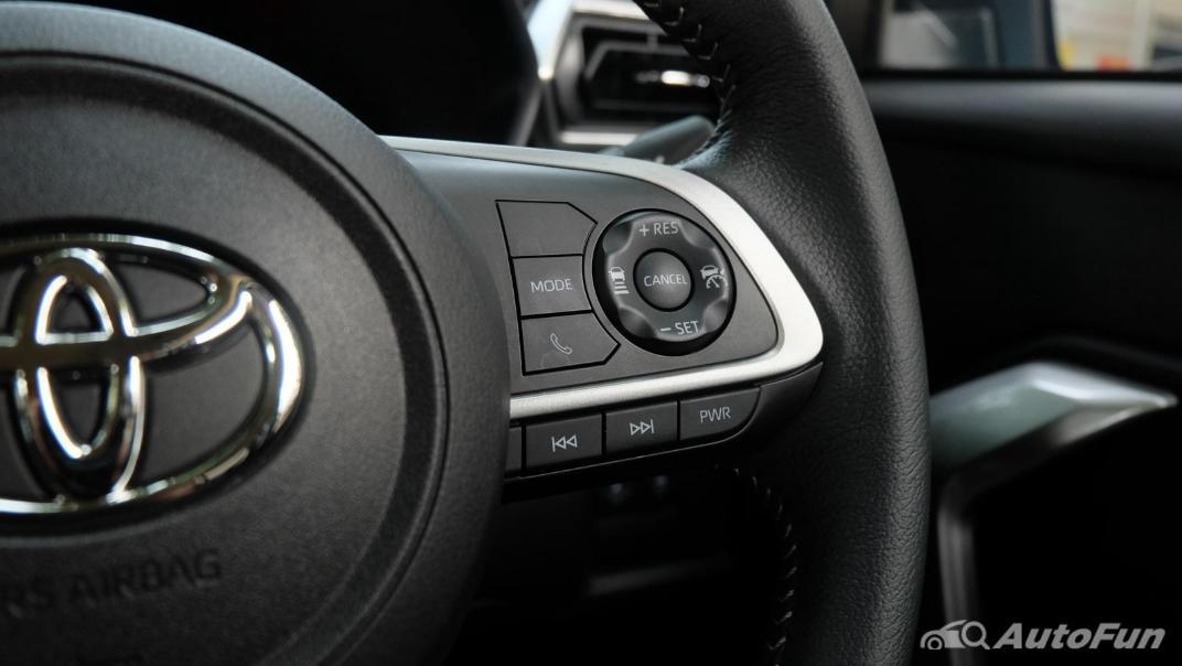 2021 Toyota Raize Interior 005