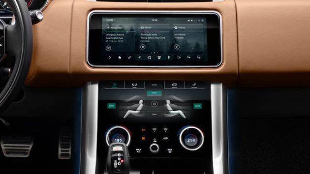 Land Rover Range Rover Sport 2019 Interior 006