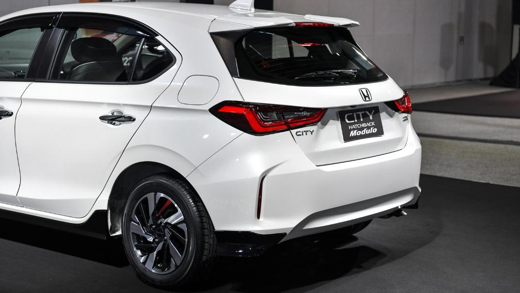 2021 Honda City Hatchback International Version Exterior 030