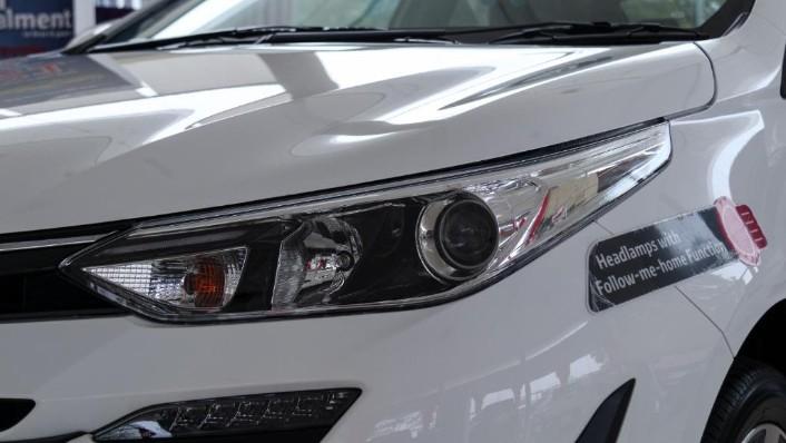 Toyota Vios 2019 Exterior 010