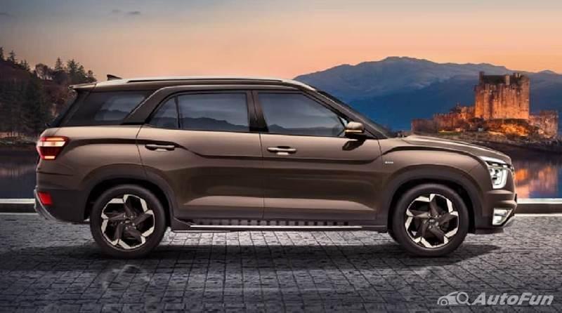 Hyundai Alcazar 2022