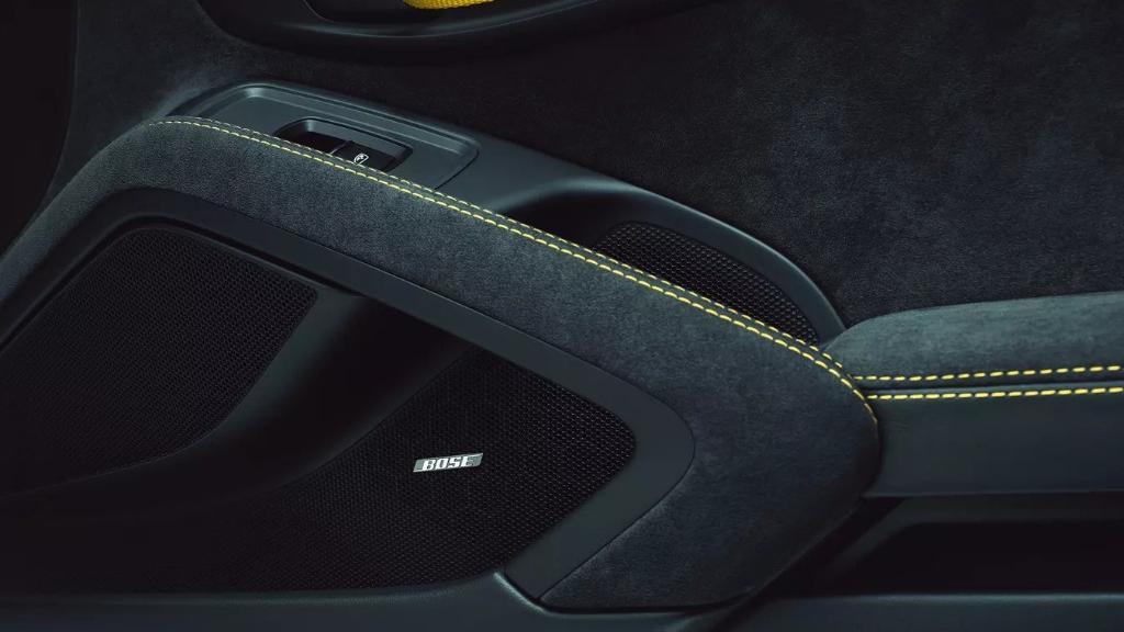 Porsche 718 2019 Interior 010