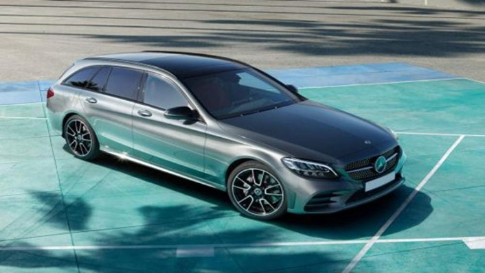 Mercedes-Benz C-Class Estate 2019 Exterior 004