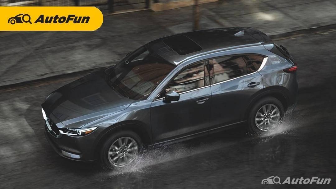 Mulai 2022, Mazda Gunakan AWD Sebagai Standar di Seluruh SUV-nya 01