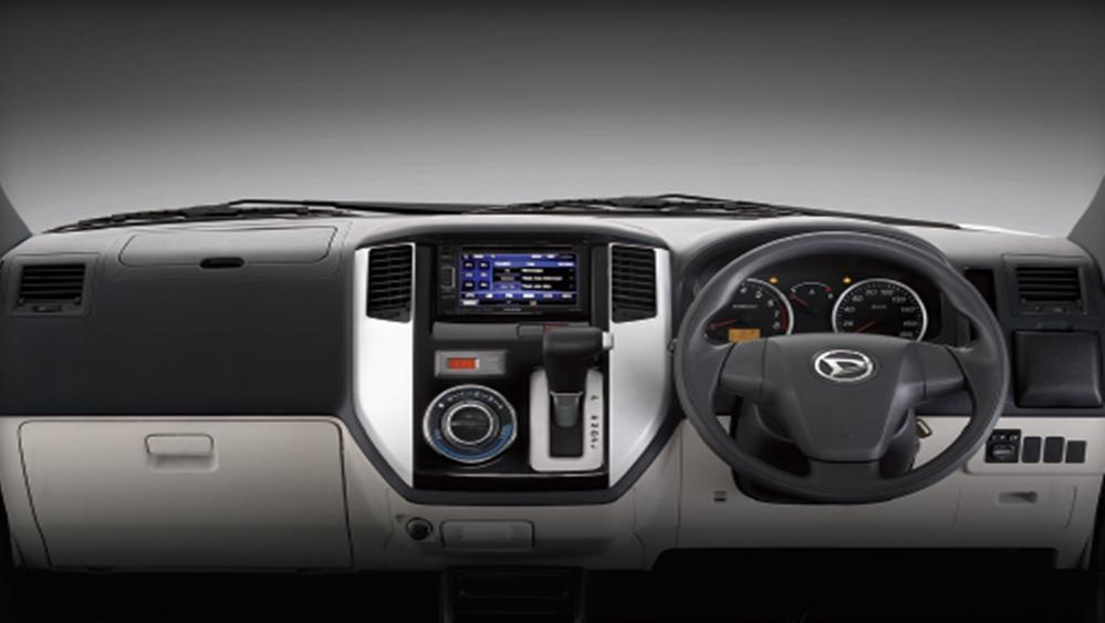 Daihatsu Luxio 2019 Interior 002
