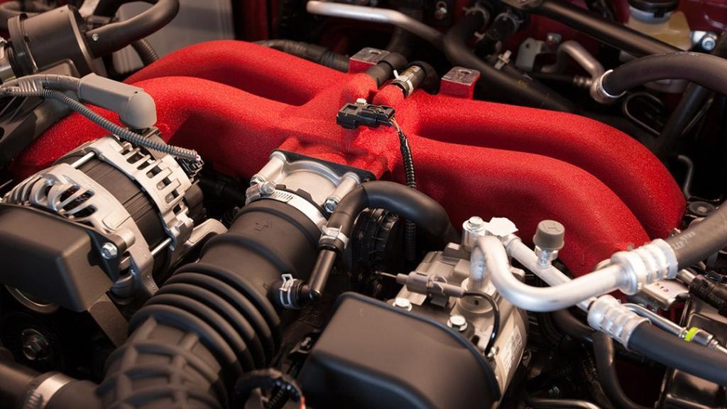 Toyota 86 2019 Interior 018