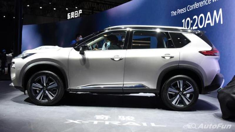 Makin Ngeri, Mesin 3 Silinder di Nissan X-Trail 2021 T33 Tenaganya Tembus 200an PS 02