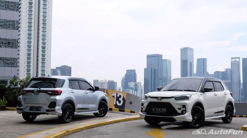 Test Drive Singkat Toyota Raize 1.0T GR Sport CVT: Lincah dan Ganteng, Menggoda Kaum Hawa 02