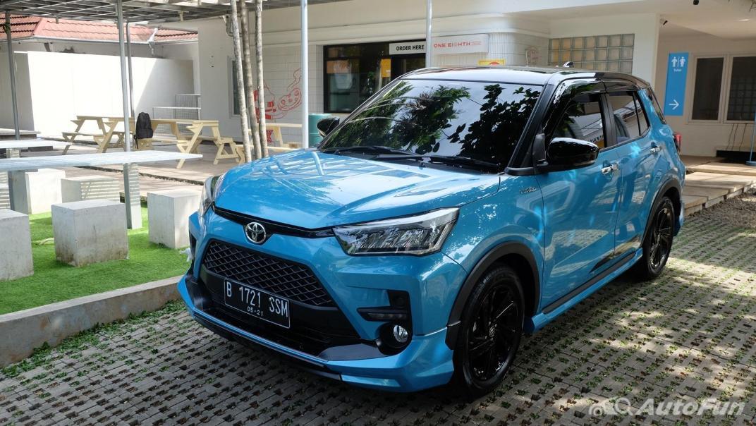 2021 Toyota Raize Exterior 015