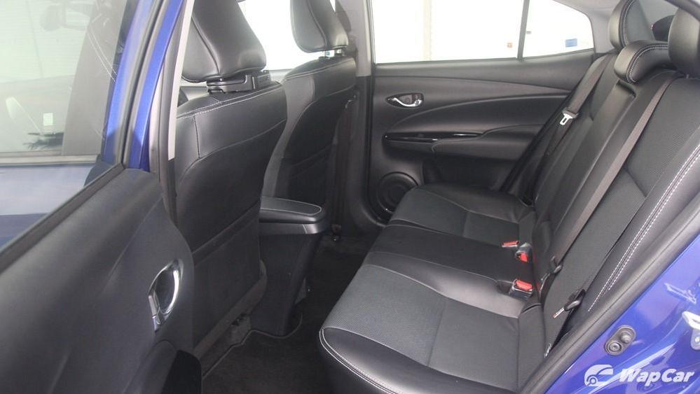 Toyota Vios 2019 Interior 055