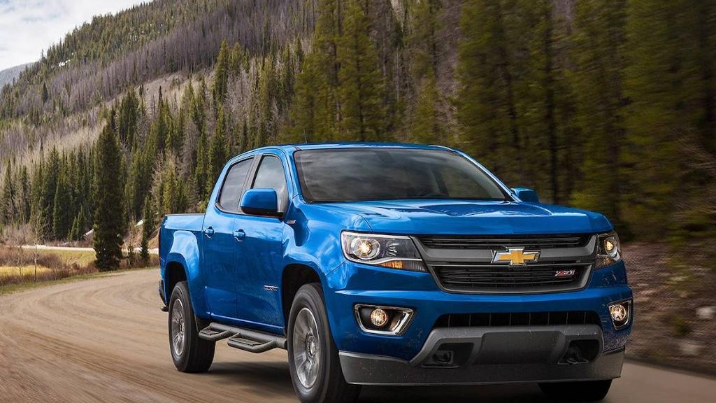 Chevrolet Colorado 2019 Exterior 007
