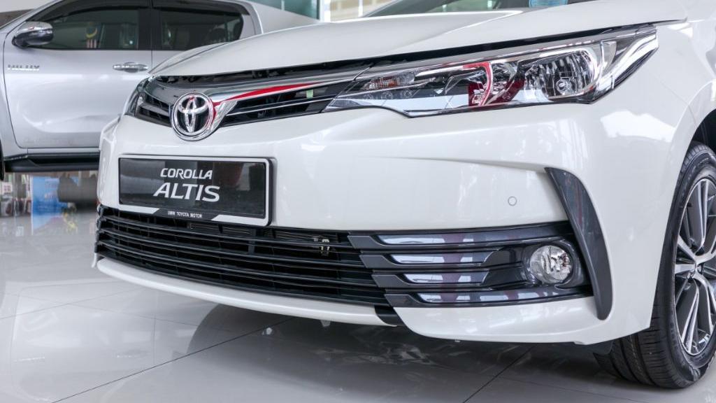 Toyota Corolla Altis 2019 Exterior 034