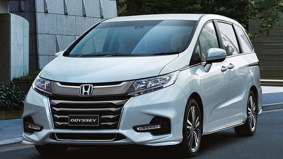 Honda Odyssey 2019 Exterior 029