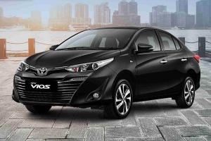 Toyota Vios Makin Tak Diminati, Penjualannya Kalah Telak dari Yaris
