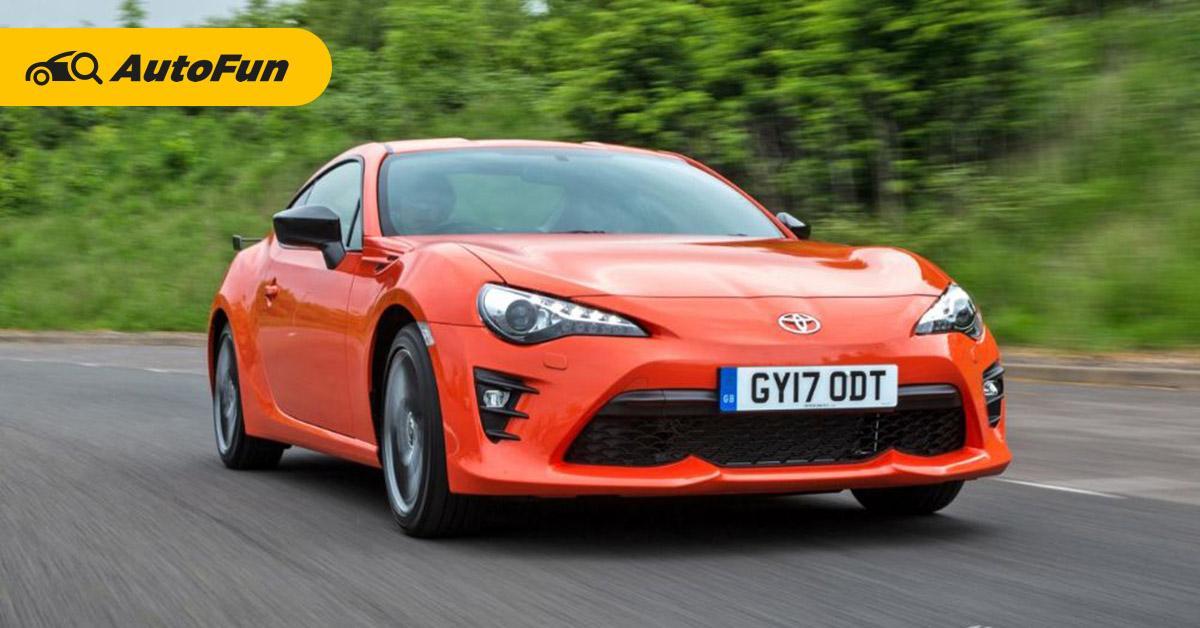 Review Toyota 86 2020: Sports Car Toyota Paling Terjangkau 01