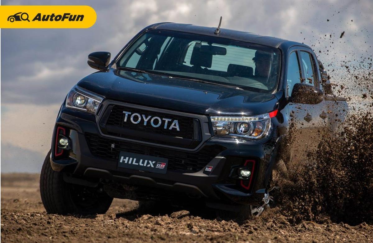 Habis Raize Munculah Toyota Hilux GR Sport, Sudah Pakai TSS Juga Lho! 01