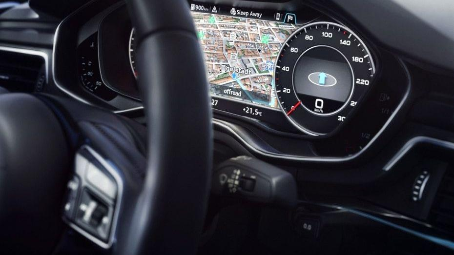 Audi A5 2019 Interior 004