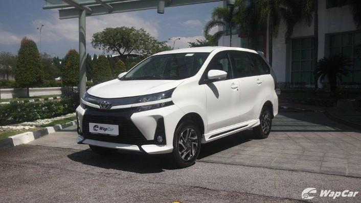 Toyota Avanza 2019 Exterior 001