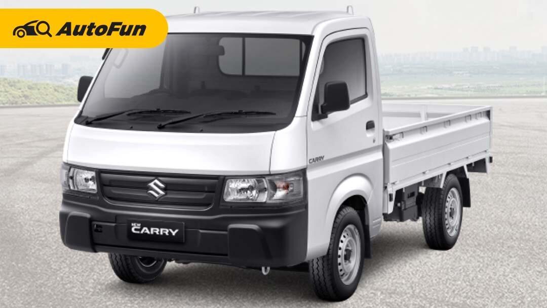 Dipakai Usaha Kecil, Biaya Service Suzuki Carry Facelift Hingga 100 Ribu Kilometer Kok Mahal? 01