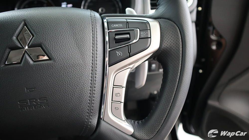 Mitsubishi Triton 2019 Interior 008