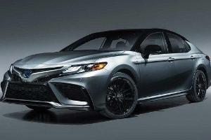 Toyota Camry Facelift 2021 Punya Fitur Keselamatan Level Baru
