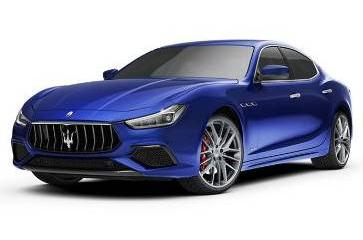 Maserati Ghibli SQ4 V6