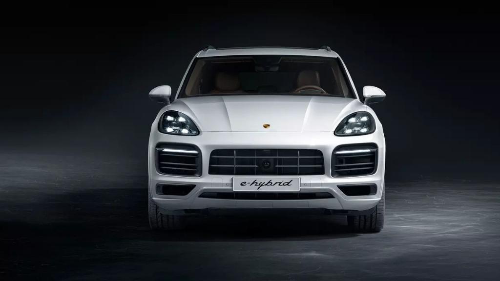 Porsche Cayenne 2019 Exterior 012
