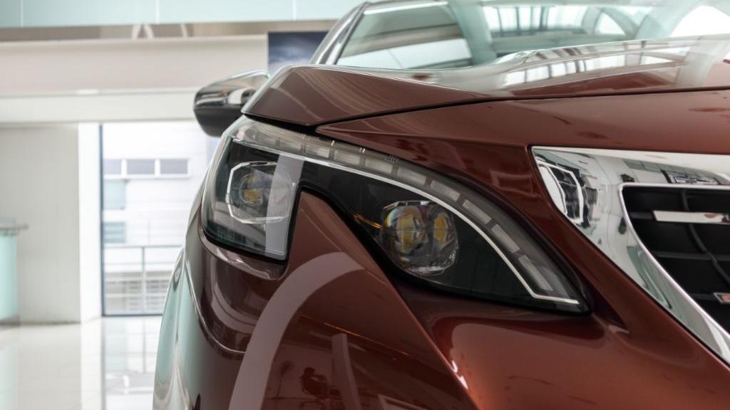 Peugeot 3008 2019 Exterior 007