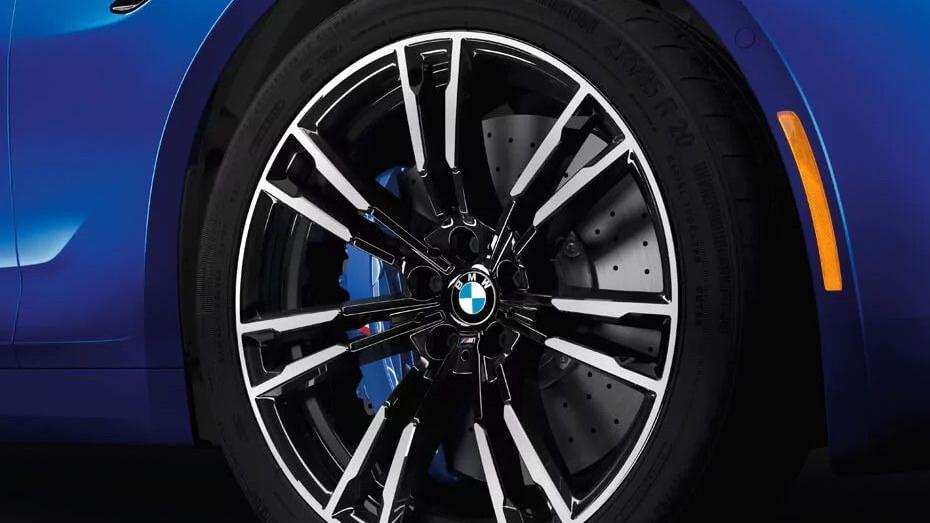 BMW M5 2019 Exterior 010