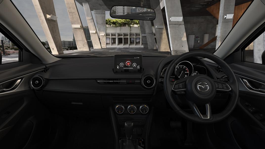 2021 Mazda CX-3 Interior 002
