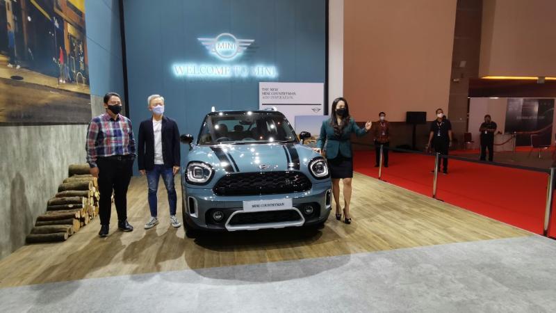 Makin Futuristik, Harga New Mini Countryman Mulai Rp629 Juta 02