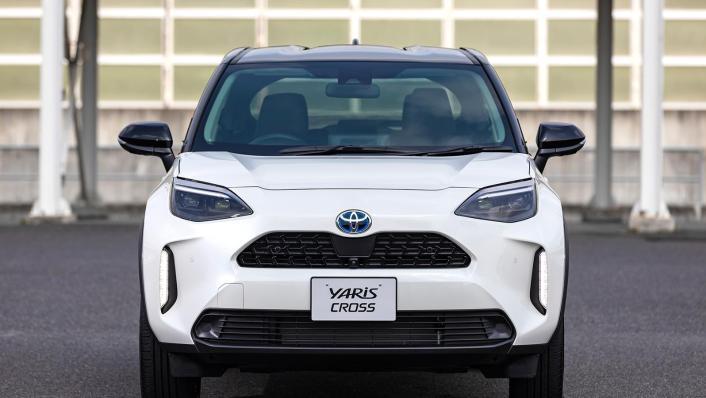 2020 Toyota Yaris Cross International Version Exterior 003