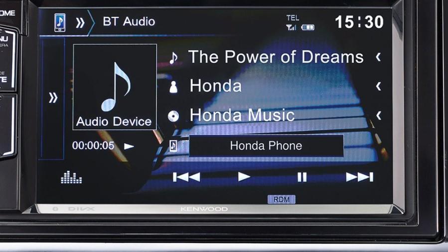 Honda Mobilio 2019 Interior 005