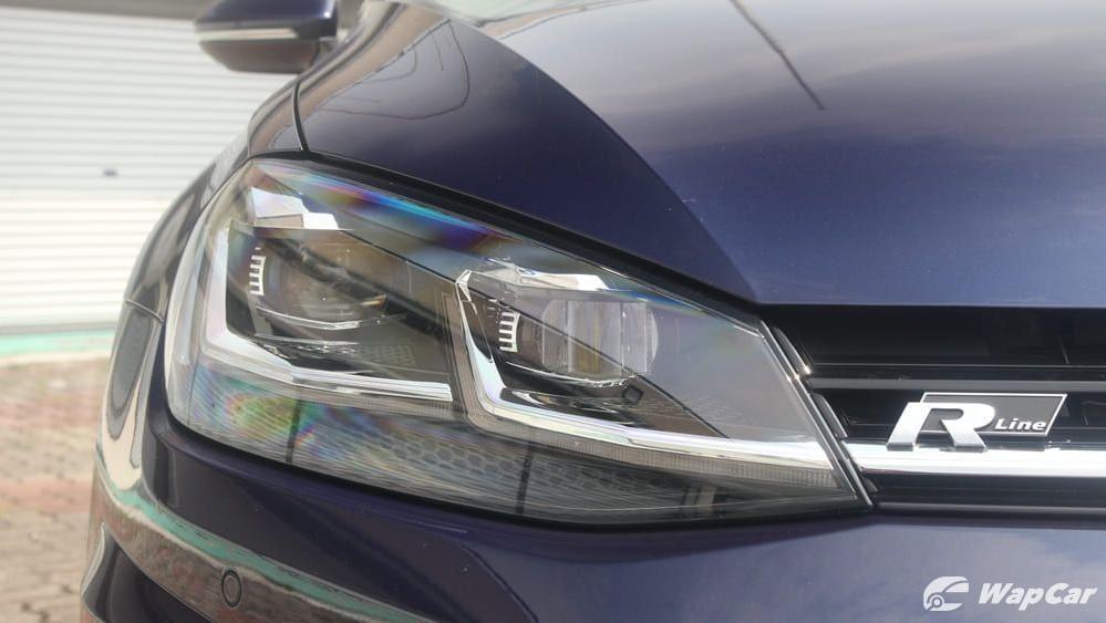 Volkswagen Golf 2019 Exterior 011